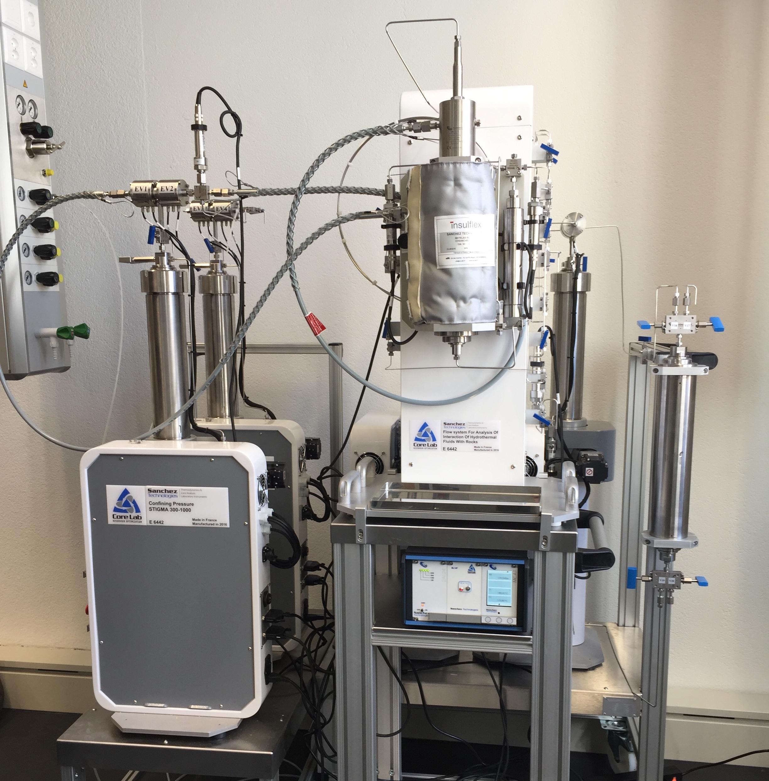 Methods Amp Labs Laboratory Investigations Geothermal